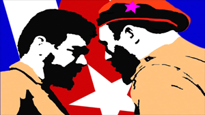 Georgia-che-and-fidel