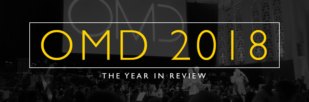 The Year In Review – 2018 – MESSAGES